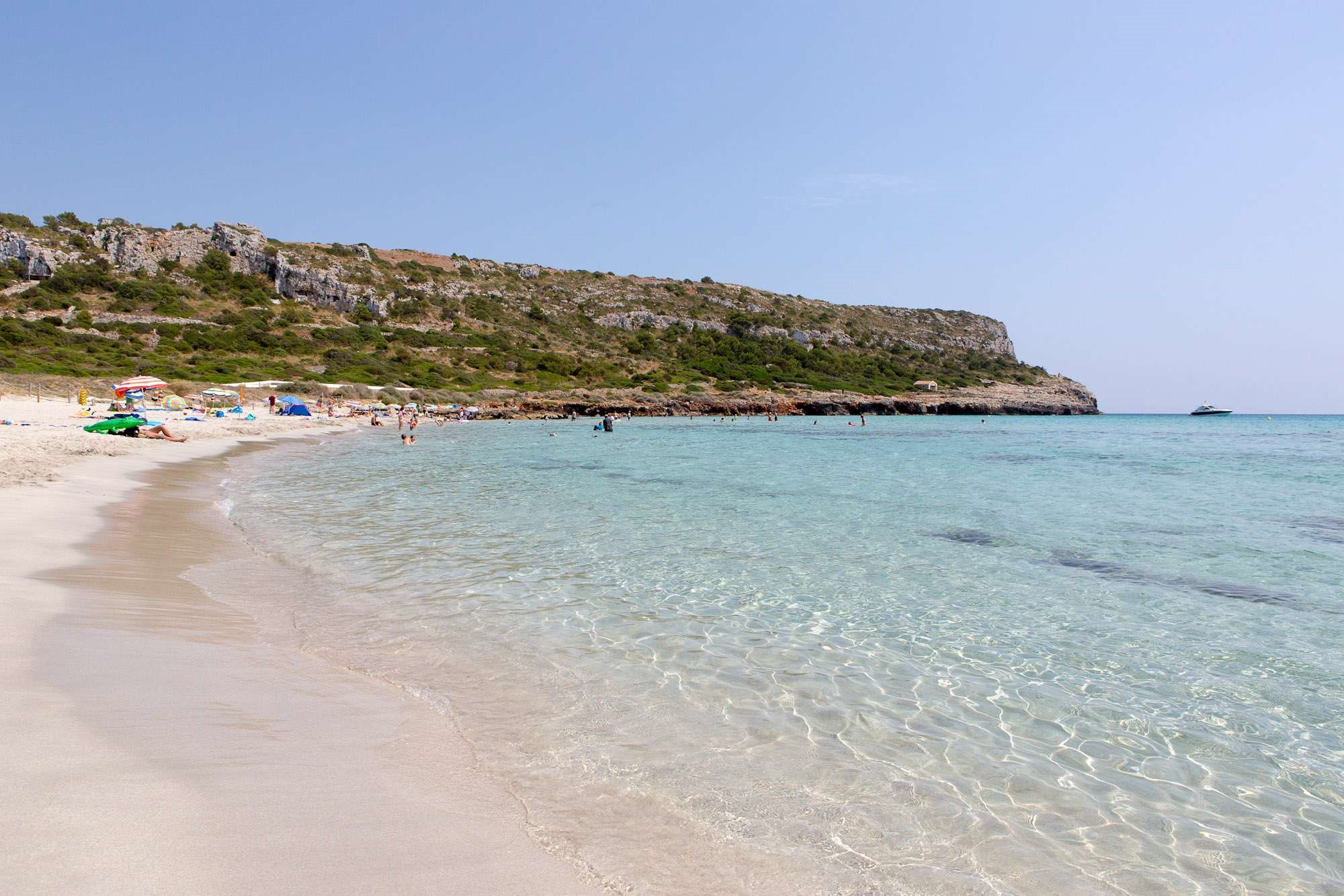 What could you visit near the Camping Son Bou in Menorca ...